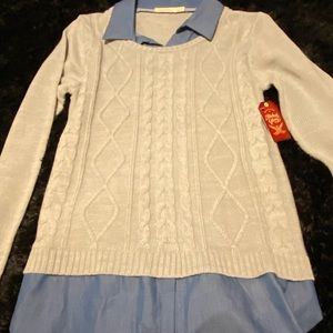 NWT sweater